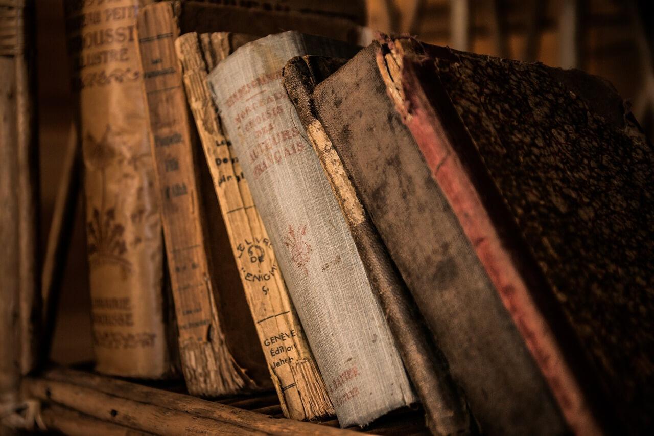 Cuốn sách cũ