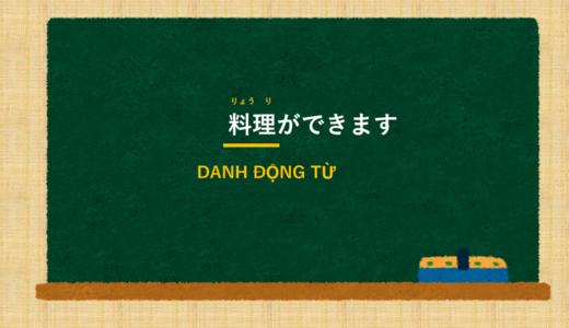 [ Có thể N/ không thể/ có thể không?] tiếng Nhật là gì? →Nができます/ができません/ができますか?. ý nghĩa và các sử dụng. [Ngữ pháp N5]