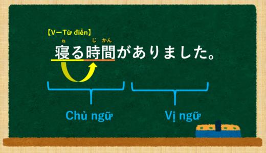 Ý nghĩa và cách sử dụng của V-Thể tự điển + 時間/約束/用事 + があります.[Ngữ pháp N5]