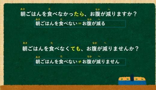 Giải thích sự khác nhau của Aたら、Bますか? và Aても、Bますか? [Ngữ pháp N5]