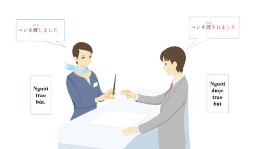 Giải thích ý nghĩa và cách sử dụng thể thụ động trong tiếng Nhật (られます)【Ngữ pháp N4】